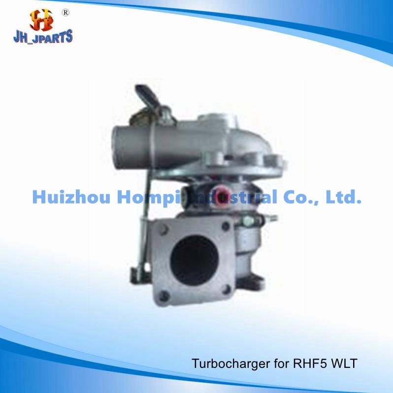 Auto Parts Turbocharger for Ford Ranger /Mazda Bravo B2500 Wl84 Wlt Rhf5 Vc430089/8971228843