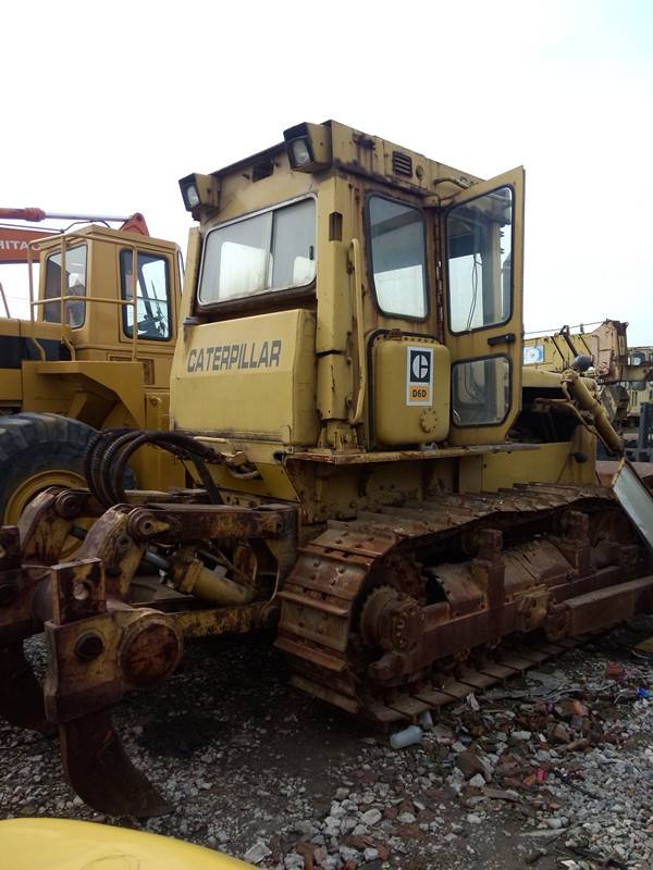 Used CAT Bulldozer D6D,second hand bulldozer in good condition