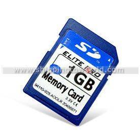 Wholesales Full Capacity 1GB SD Memory Card With HighSpeed