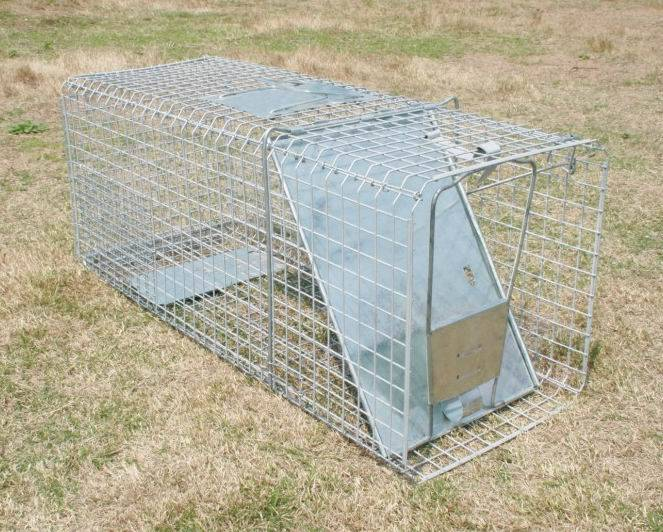 """Collapsible Animal Trap 30' X 11' X 12"""" Hot Style"""