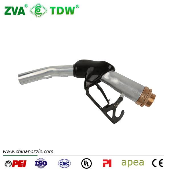ZVA DN32 Automatic Fuel Nozzle For Gas Station