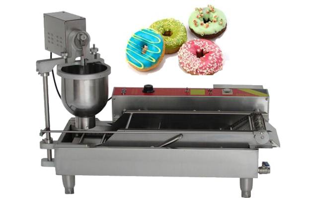 High Quality Automatic Donut Making Machine