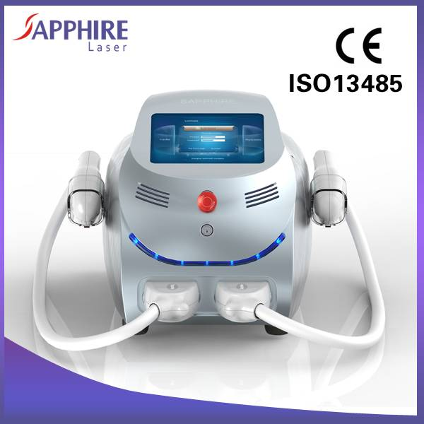 High Quality Portable SHR IPL Hair Removal Equipment