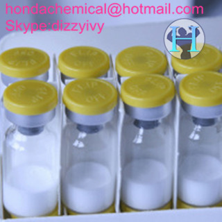 Peptides powder HGH bluet top for Fat Loss Growth Hormone peptide fragment 176-191 HGH yellow top