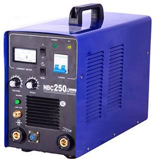 China best quality inverter DC mig weldig machine MIG250FS