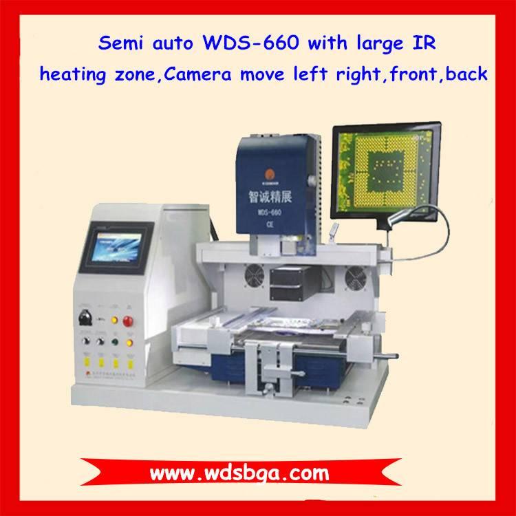 Wisdomshow BGA rework station for laptop motherboard repair WDS-660
