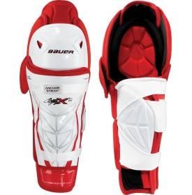 Bauer Junior Vapor APX 2 Ice Hockey Shin Guards