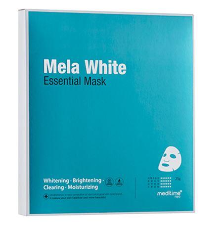 meditime Mela White Essential Mask