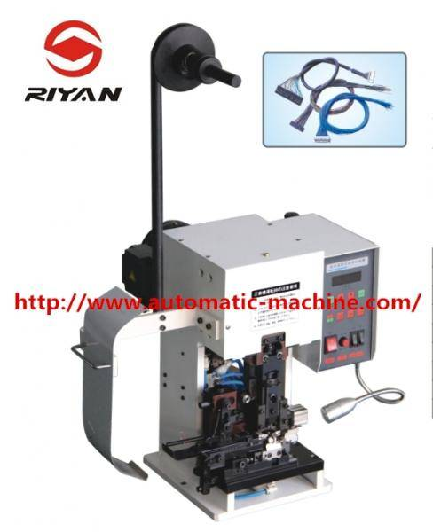 Wire Stripping & Terminal Crimping Machine TATL-RY-1800