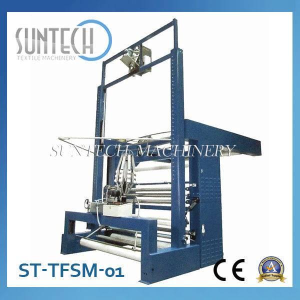 Fabric Slitting Machine, Textile Slitting Machine, Rope Opener