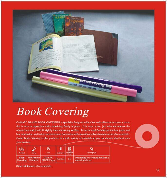Book covering