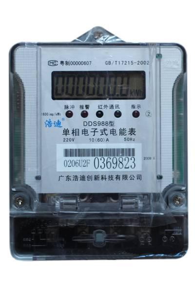 Single-phase Meter