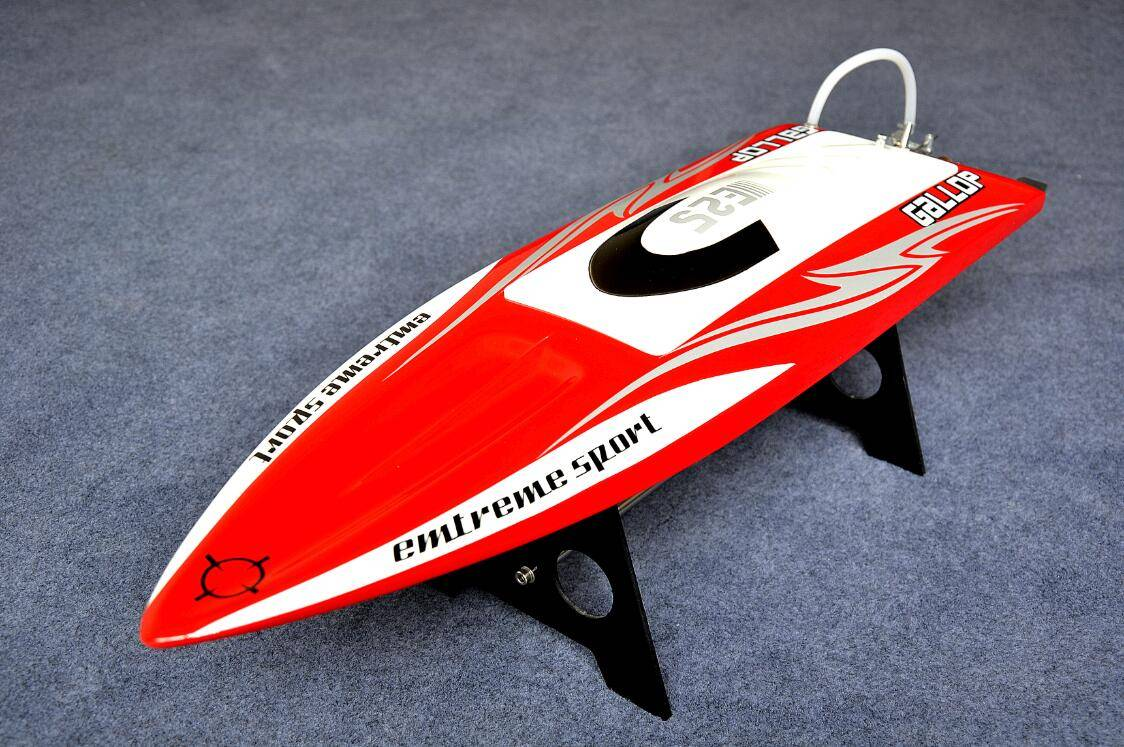 22'' E25 Dtrc Electric Boat RC Model