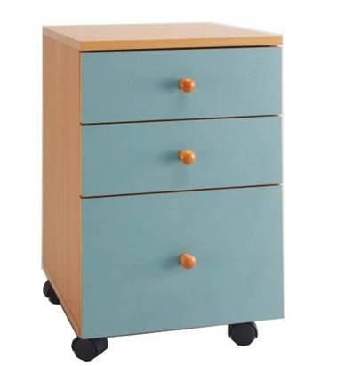 office furniture metal mobile drawer cabinet
