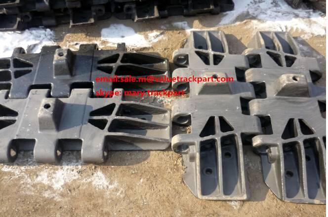 High Quality IHI CCH700 Crawler Crane Track Shoes