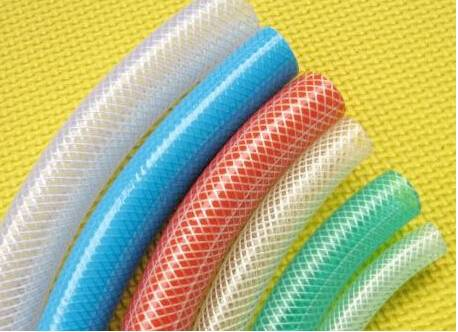 PVC FIBER BRAIDED REINFORCED HOSE FROM WEIFANG SUNGFORD INDUSTRIAL CO.,LTD