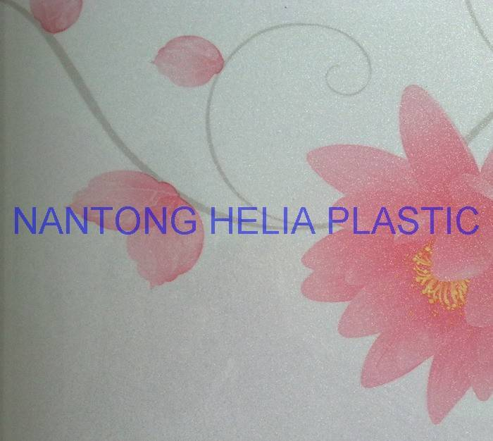 Super glossy pvc sheet for decoration
