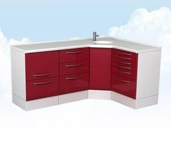 Dental Cabinet (6E-1D-5A-1A)