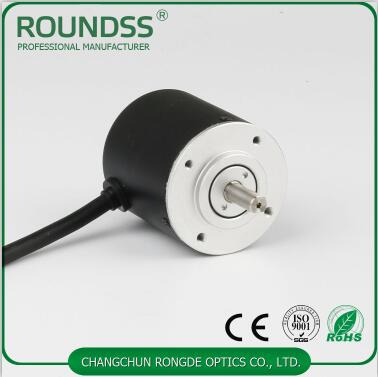 38mm diameter rotary encoder 14 bits absolute encoder