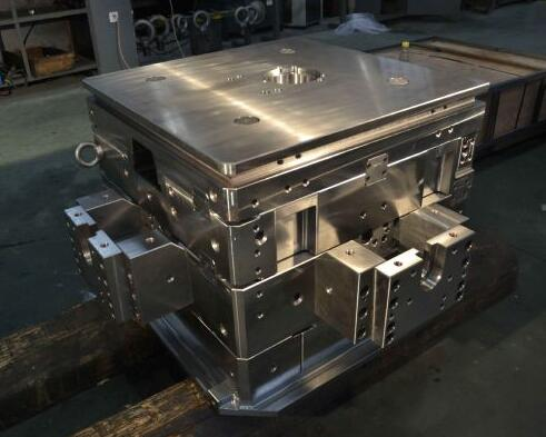 Precision Die Casting Mold Bases from China Mold Supplier