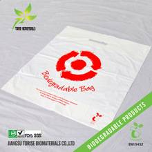 100% Corn Starch Biodegradable Bags
