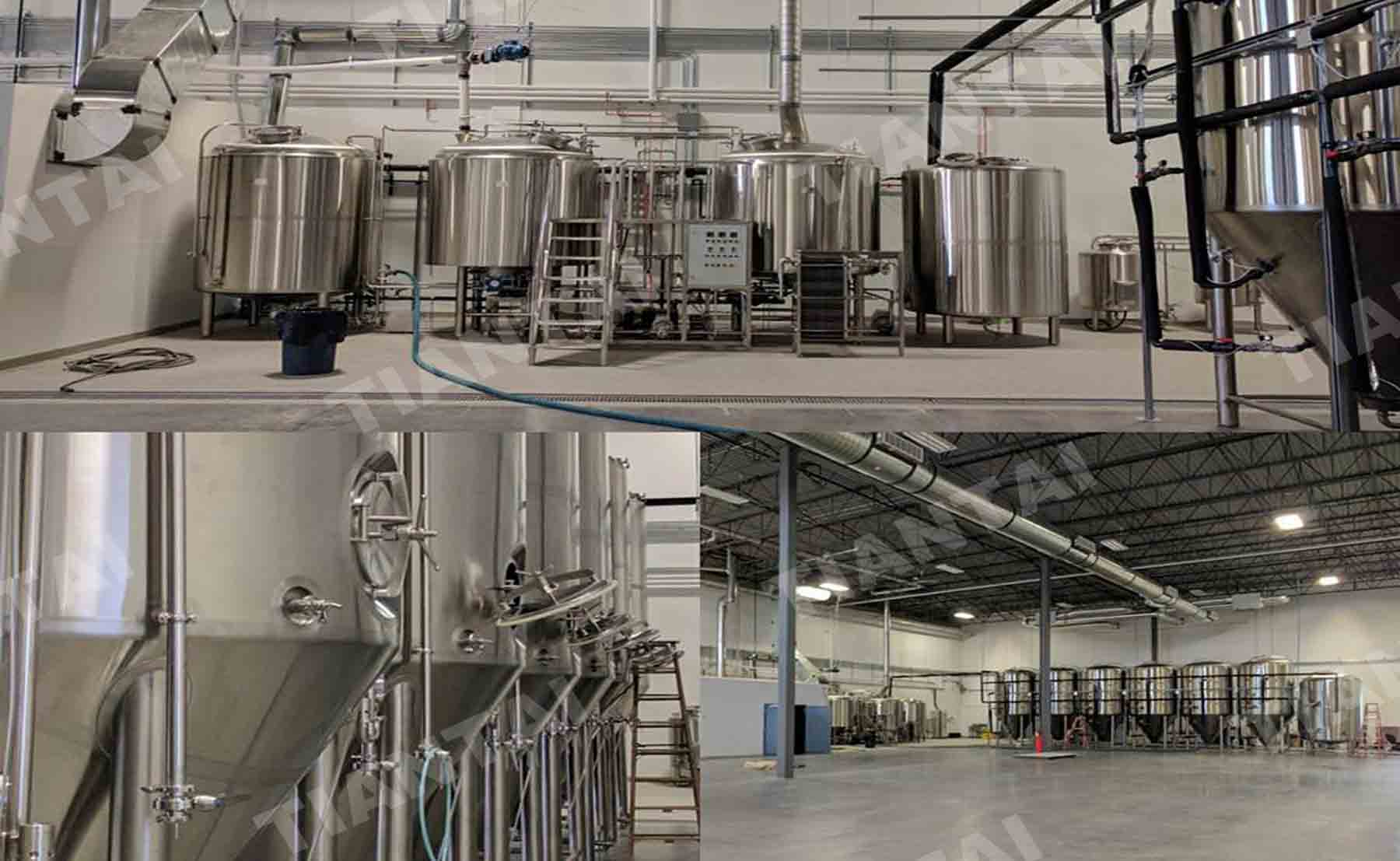 800L Electric Brewhouse