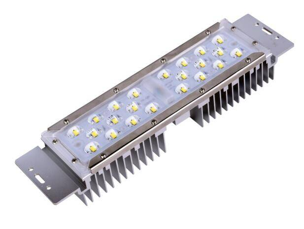 IP68 LED module for tunnel light 60w high power waterproofing pure aluminum housing