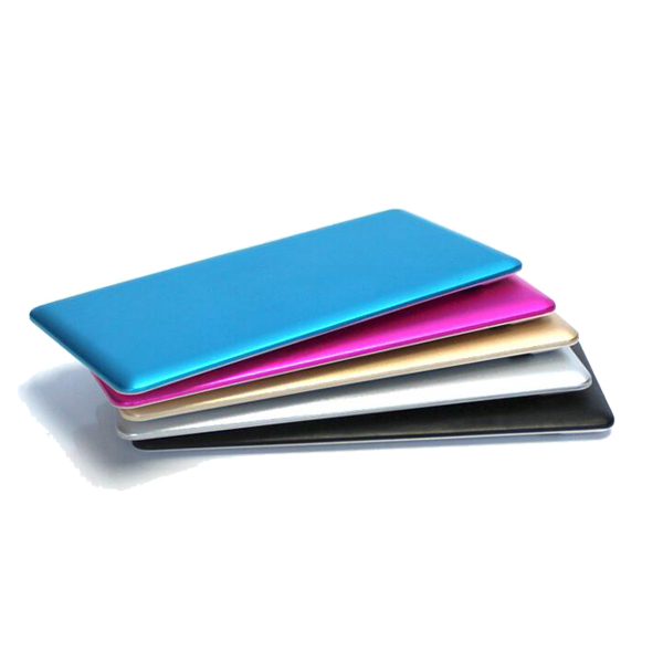 Ultra slim power bank 3000mah credit card power bank charger