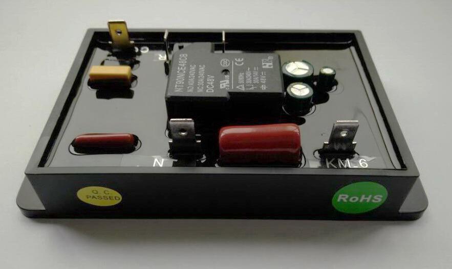 Air-Conditioner Soft Start Controller Rj-Assu220p3 for Single Phase 220VAC 1p/2p/3p
