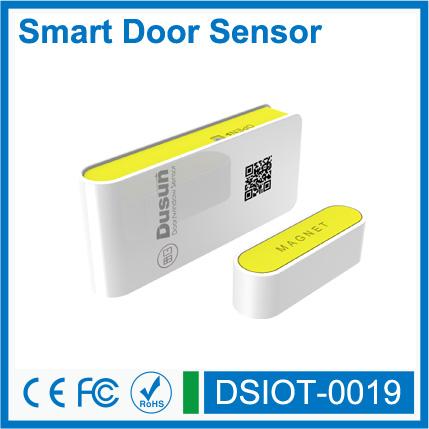 Zigbee door window sensor for home automation security