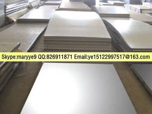 Heat Resistant 321 Stainless Steel Sheet