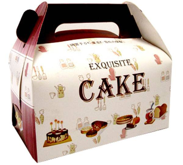 high quality and best price cake package box