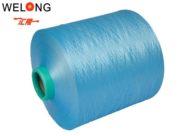 polyester textured yarn for knitting
