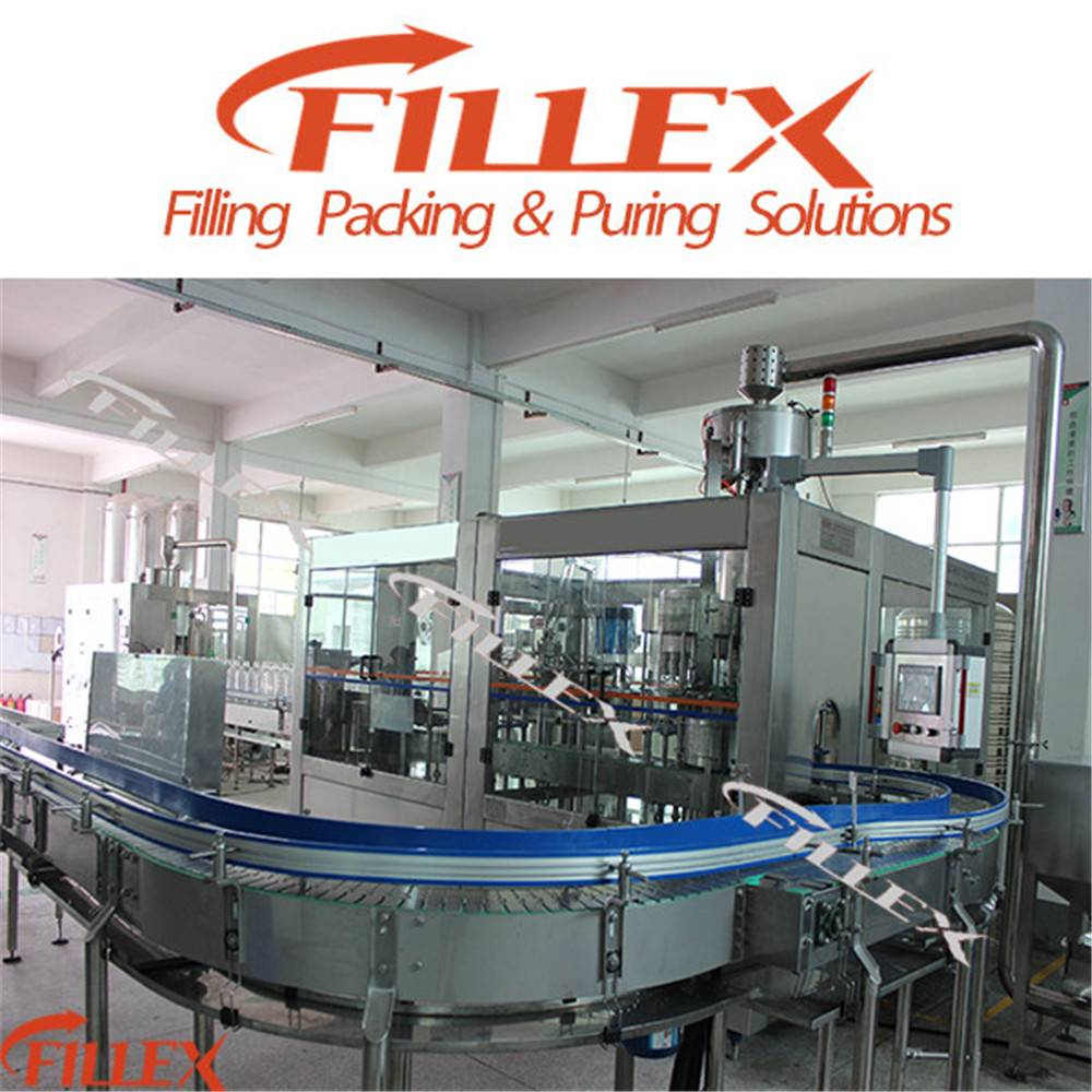 Automatic Good Factory Price Water Filling Machine For PET Bottle