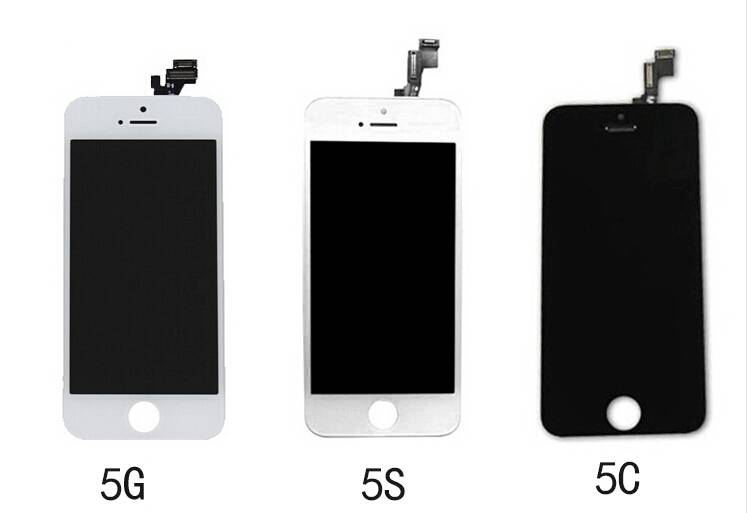 high quality and factory price LCD screen for iPhone 5S