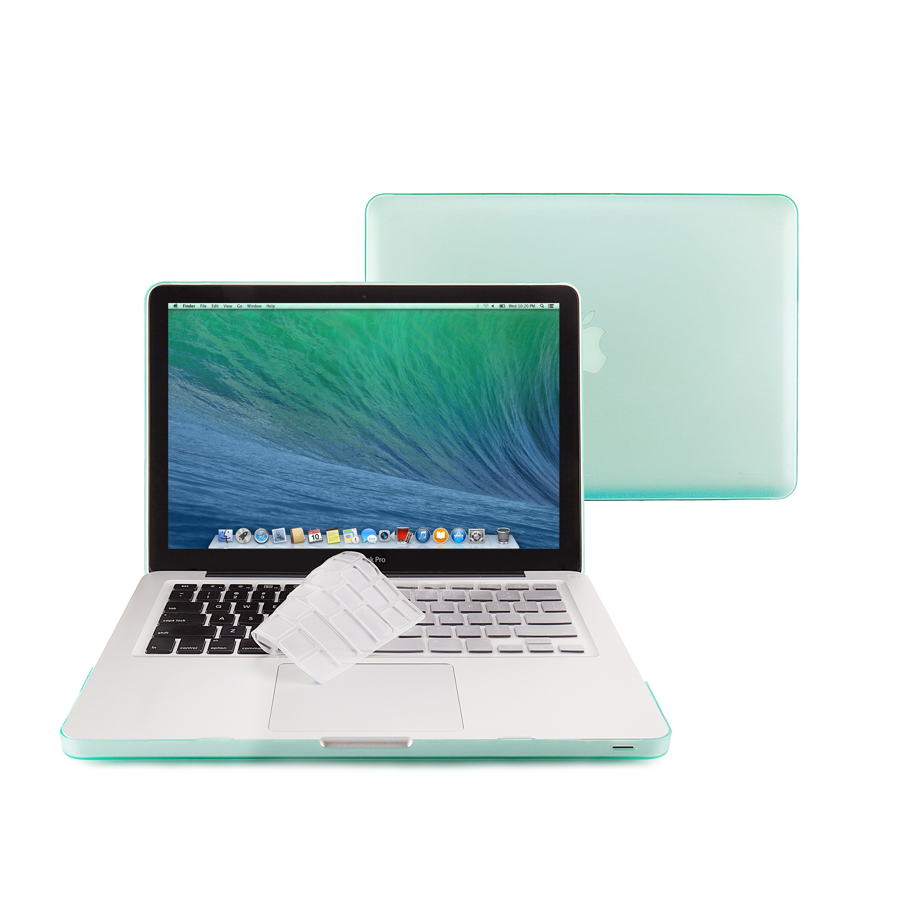 NEW Crystal Clear Matte Rubberized Hard Case Cover for Macbook Pro 13.3 Pro Retina 12 15 inch Macboo