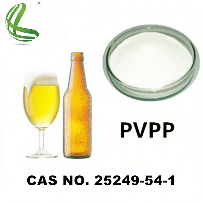 Beverage Grade Crospovidone/ Crosslinked PVP/ PVPP As Stabilizer for Beer/ Wine/ Beverage