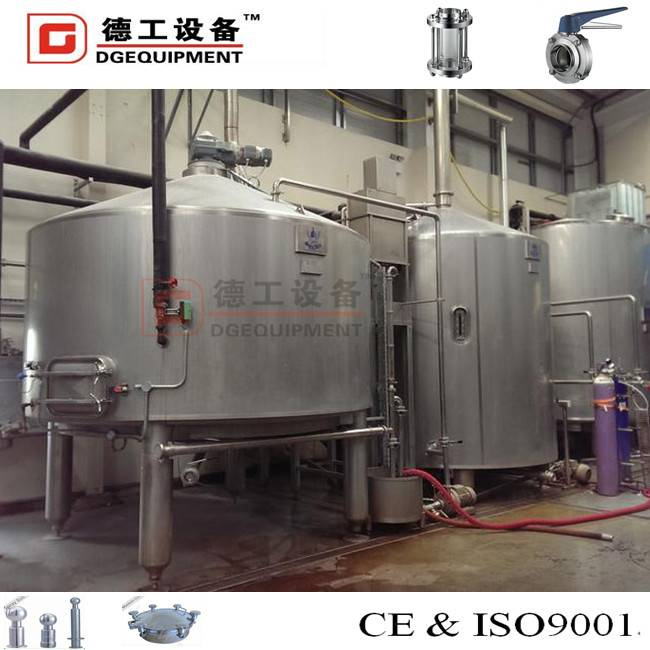 15bbl beer processing system,brewery equipment
