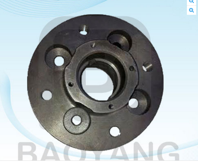 Ductile Iron Casting Parts for Machinery Industry