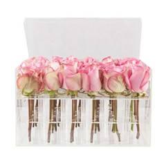 2016 hot sell acrylic flower box rose pakage