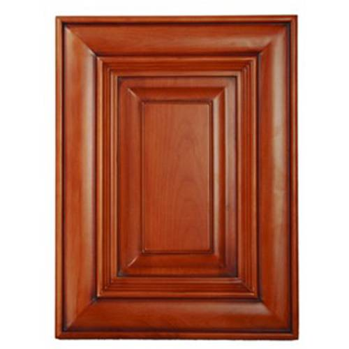 Solid Wood Kitchen Cabinet Door (HLsw-1)
