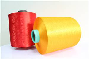 300D color polyester yarn dty yarn