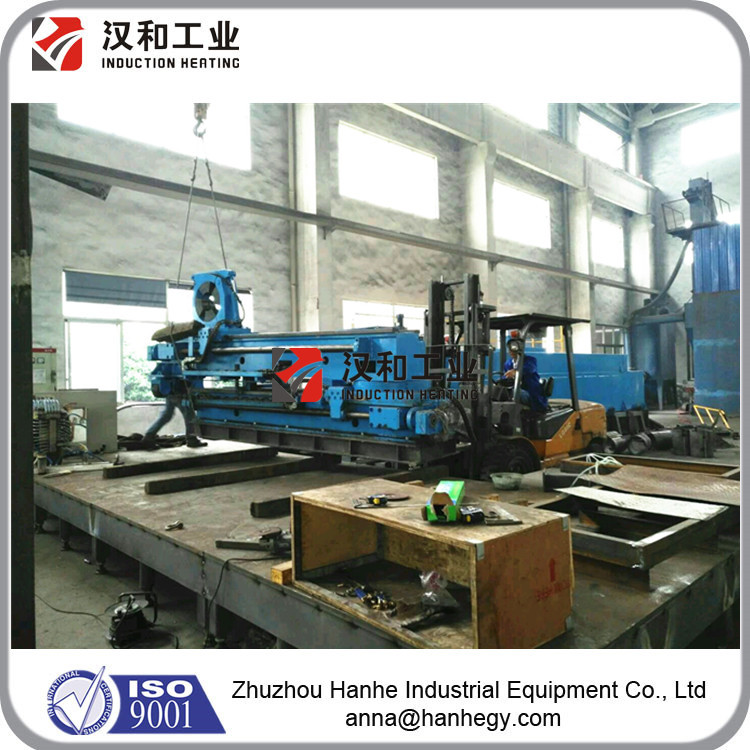 WGYC-219 Auto Pipe Bending Machine with CNC Control System