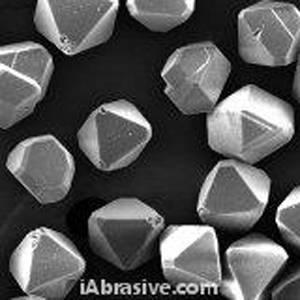 Ultrafine diamond powder