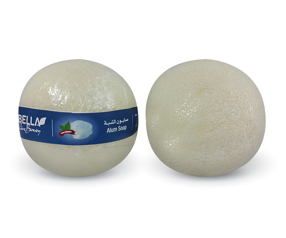 Alum Whitening Soap