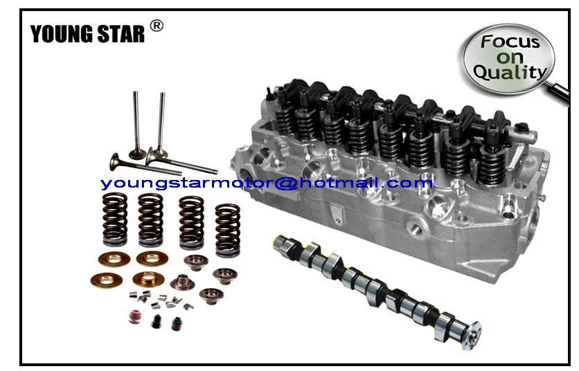 VM 908188 CYLINDER HEAD ASSY