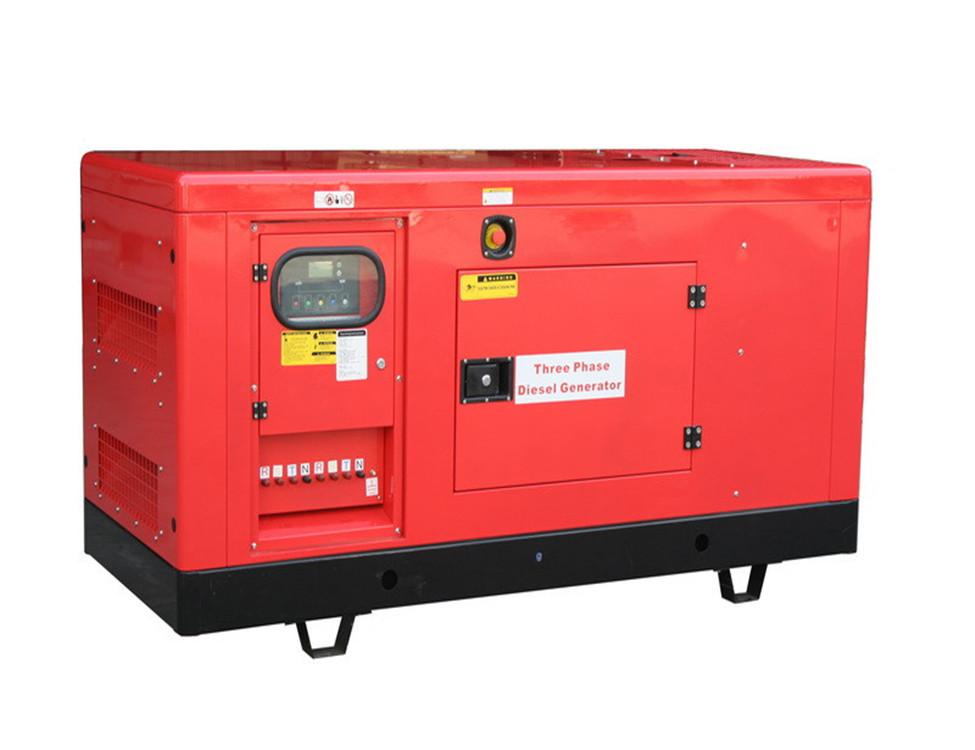 25KVA diesel generator set