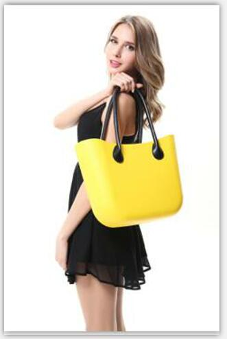 New Wholesale Promotional Beautiful Comtomized Fashion EVA Bag