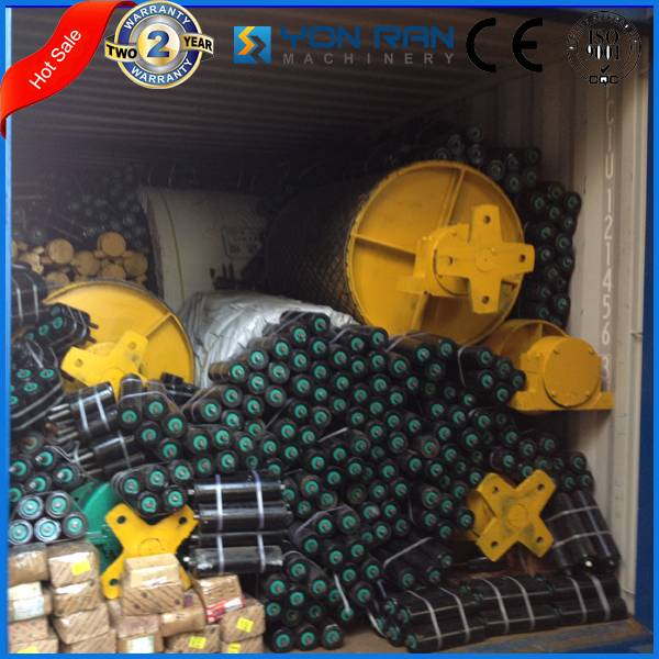 Guangzhou 17years manufacturing experience belt conveyor drive drum pulley with CE ISO certificate
