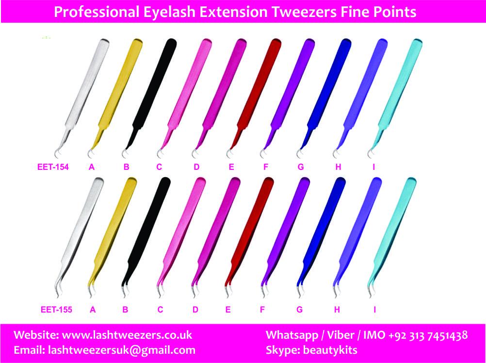 Eyelash Extension Tweezers